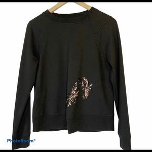 A NEW DAY SEQUINED FIREFLY SWEATSHIRT